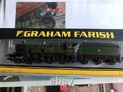 Graham Farish 372-030 Earl Of Dunraven, GWR, Castle, DCC Fitted With Zimo Sound