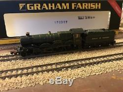 Graham Farish 372-033DS Nunney Castle With DCC Sound