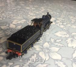 Graham Farish 372-060K Class 4F 58 in S&DJR Blue + Youchoos DCC Sound n gauge