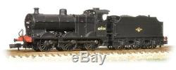 Graham Farish 372-060 Ex LMS 4F 0-6-0, 43924 BR Black New. (N)
