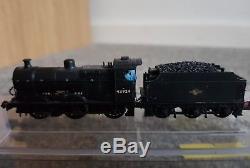 Graham Farish 372-060 Mid Class 4F 43924 BR Black Late Crest DCC SOUND&LIGHTS