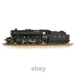 Graham Farish 372-161 N Gauge LMS Stanier Class 8F 2-8-0 8035 LMS Black