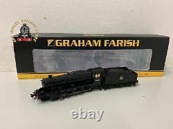 Graham Farish 372-162 N Gauge LMS Stanier Class 8F 2-8-0 48608 BR Black