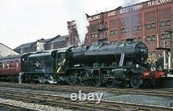 Graham Farish 372-163DS Class 8F 2-8-0 48773 BR Late Black (DCC-Sound)