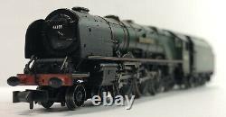 Graham Farish 372-182 LMS Coronation Class 46235 City of Birmingham BR Green
