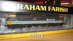 Graham Farish 372-245 Class 47 47710 Sir Walter Scot In Scotrail Livery Jul7227