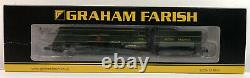 Graham Farish 372-313 SR Merchant Navy Class 35021 New Zealand Line BR Green DCC