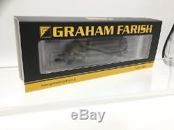 Graham Farish 372-330 N Gauge BR Standard 3MT Tank 82029 BR Lined Black Late Cr