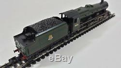 Graham Farish 372-476 Class 6P Jubilee 4-6-0 45611 Hong Kong BR green E/emblem
