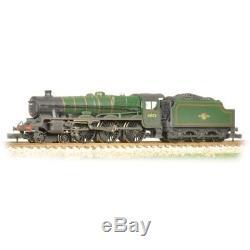 Graham Farish 372-481 Jubilee Class 45572'Eire' BR Green Late Crest BNIB