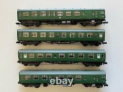 Graham Farish 372-675 N Gauge 4-CEP SR EMU 7105 BR Green Livery
