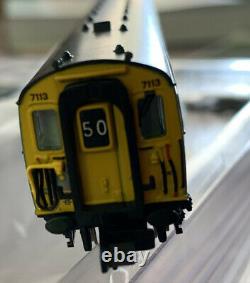 Graham Farish 372-677 N Gauge 4-CEP EMU 7113 BR Blue/grey Livery