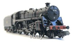 Graham Farish 372-726 BR Standard Class 5MT 73158 BR Black Late Crest