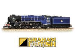 Graham Farish 372-800B Class A1 60163 Tornado BR Express Blue N Gauge Locomotive