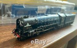 Graham Farish 372-800B Class A1 60163 Tornado in BR Blue Early Emblem