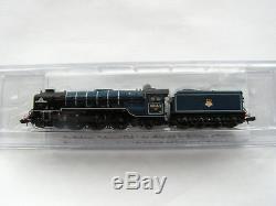 Graham Farish 372-800b Class A1 Tornado Br Blue E/e DCC Fitted