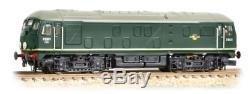 Graham Farish 372-976A Class 24 D5031 BR Green N Gauge
