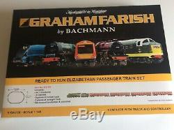 Graham Farish Bachmann N Gauge Passenger Train Set new mint condition