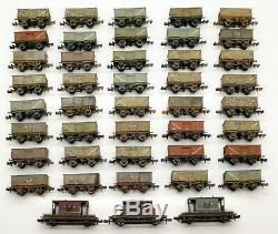 Graham Farish Bachmann'n' Gauge Lot Of 43 Wagon (vs19)