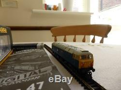 Graham Farish Bachmann n gauge Class 47 with TTS Sound & lights