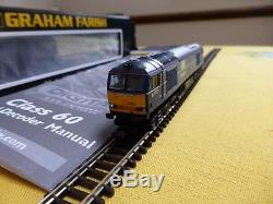 Graham Farish Bachmann n gauge Class 60 fitted withTTS Sound & lights