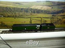 Graham Farish Bachmann n gauge Merchant Navy Clan Line Fitted with TTS Sound