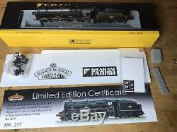 Graham Farish Black 5 45157 Br Lined Black Late Crest. 372-137K DCC Ready