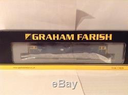 Graham Farish By Bachmann 371-828B Class 47 47096 BR Blue. N Scale. BNIB