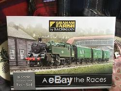 Graham Farish By Bachmann N Gauge Train Set A DAY AT THE RACES