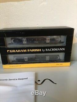 Graham Farish Class 170/4 3 Car Dmu Scotrail
