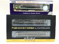 Graham Farish Class 170 Plus Dapol Class 153 3-Car DMU Combo London Midland