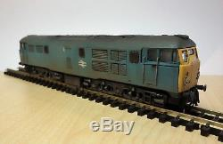 Graham Farish Class 31 Skinhead 31121 with Discs. Modified & Sprayed by Mercig