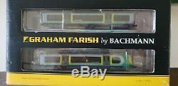 Graham Farish Class 350 Desiro DMU London Midland DCC FITTED