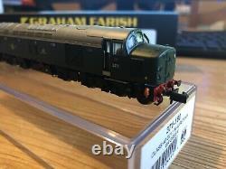 Graham Farish Class 40 D211-Mauretania Exceptionally Rare 371-180