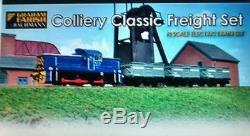 Graham Farish Colliery Classic N Gauge Freight Set