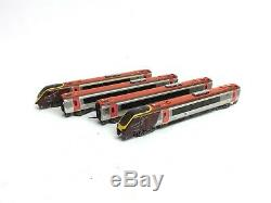 Graham Farish Cross Country Class 220 Voyager 4-Car DMU (N Scale) Boxed