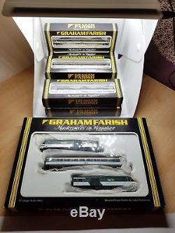 Graham Farish Great Western Hst Rake