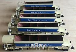 Graham Farish JJA Auto-Ballasters. Curved Top Full Rake 377-700 & 377-702