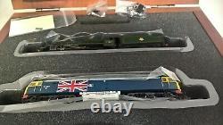 Graham Farish Limited Edition 25 Years Jubilee 4-6-2 & Class 47 N Gauge NEW