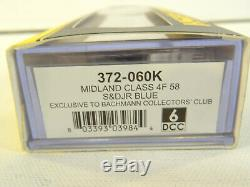 Graham Farish Limited Edition S&djr 4f Loco (look) 372-060k