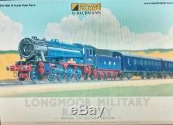 Graham Farish Longmoor Military Train N Gauge Train Pack