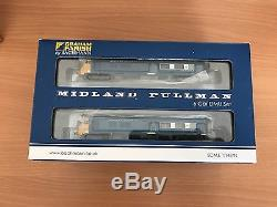 Graham Farish Midland Pullman 6 car Unit Part Number 371-741 DCC Fitted + Lights