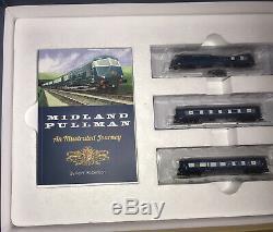 Graham Farish Midland Pullman Train Pack 370-425 N Gauge