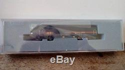 Graham Farish Model Of A Class 91 Electric 91004 Grantham & DVT Trailer. 371-801