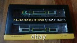Graham Farish N 371-701 Class 350/2 Desiro 4 Piece EMU 350238 LONDON-MIDLAND NEW