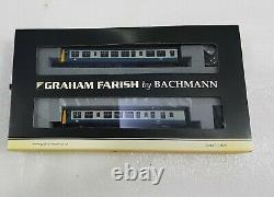 Graham Farish N 371-877A Class 108 2 Car DMU BR Blue & Grey DCC Ready Brand New