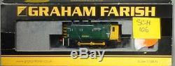Graham Farish N Class 08 Diesel Shunter Freightliner SCH-106
