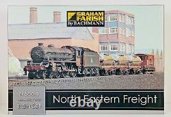 Graham Farish N Gauge 370-090 North Eastern Freight Train Set New Boxed