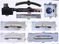 Graham Farish N Gauge 370-251 Diesel Fuel Freight Train Set (os)