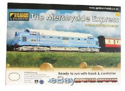Graham Farish N Gauge 370-275'the Merseyside Express' Train Set (os)